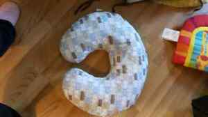 Boppy breast feeding pillow