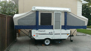 2009 Flagstaff  Forest River Pop up Camper Trailer