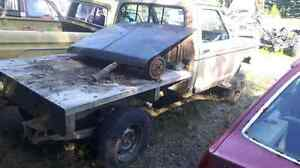 86 FORD RANGER TURBO DIESEL PARTS Prince George British Columbia image 5