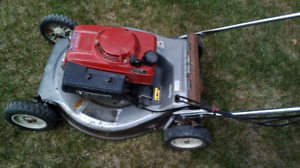 HONDA HRA 214 LAWNMOWER, MECHANIC'S SPECIAL