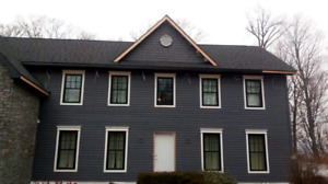 Complete Exterior Solutions