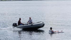 2015 Stryker inflatables boat