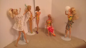 Bathing Beauties Barbie Doll Clothes