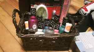 Miracle Gel Nail Polish Gift Basket