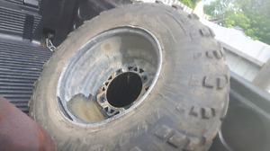 Polaris sportsman  tires and rims