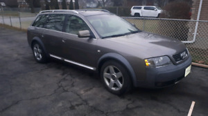 2004 audi allroad, new BW turbos and timing belt