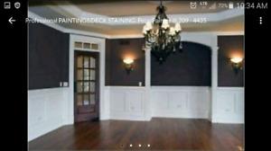 Professional Painting/Deck Staining.PeterPainter FREE ESTIMATES