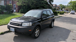 2003 Landrover freelander safetied!!! Only 135k