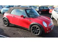2006 56 MINI CONVERTIBLE 1.6 ONE 2D 89 BHP
