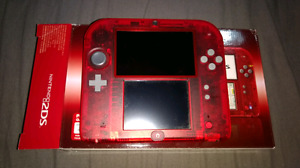 Nintendo 2DS gaming system