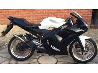 Yamaha tzr 50cc 2003 learner legal like dt yz cr rs Kx rm yzf etc