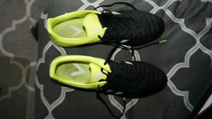 Adidas Hard ground and Grass soccer shoes size 12