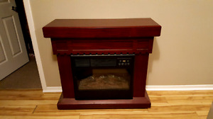 Electric Fireplace 100 obo