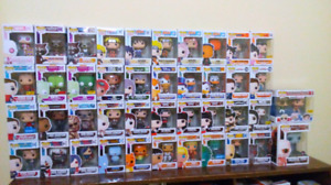 Funko collectables