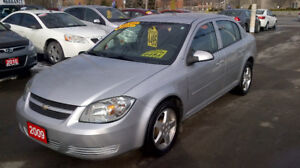2009 Chevrolet Cobalt LS Sedan $ 3995 / CERTIFIED / WARRANTY