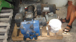 selection of electrical motors