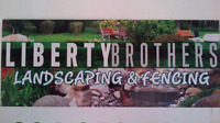 LIBERTYBROTHERS LANDSCAPING & FENCING