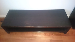 Ikea Coffee Table and TV Stand