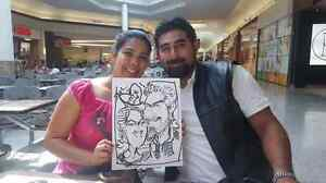 the wedding caricature  West Island Greater Montréal image 7
