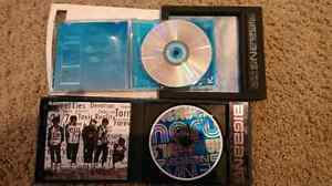 BIG BANG mini albums KPOP