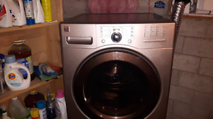Kenmore Electric Steam Dryer with Pedestal