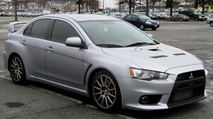 WANTED: 2011 Mitsubishi Evolution Sedan GSR
