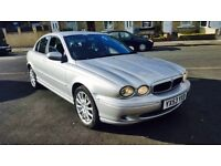 2004 JAGUAR X TYPE XTYPE 2.0 DIESEL SPORT FACELIFT WELL MAINTAINED FULL LEATHER GOOD SPEC
