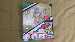 S.h.figuarts kyoryuger power rangers dino charge