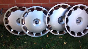 Volvo Hubcaps for winter tires