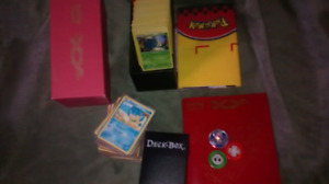 Pokemon cards over 260