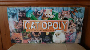 MONOPOLY – CAT-OPOLY