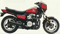Lot de 3 moto Honda cb750 Nighthawk S