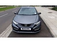 New Honda Civic 1.3 2013 long MOT 27k only £7800