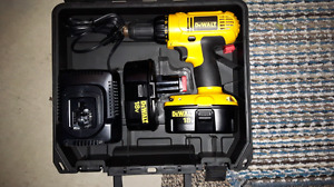 DeWalt screw driver