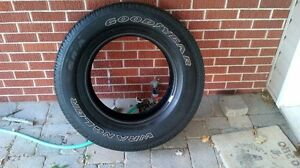 Goodyear. Wrangler mud and snow tire
