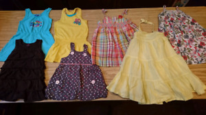 Girl's 3T summer lot #1