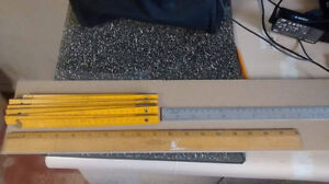2 rulers and a fold-out measuring stick Kingston Kingston Area image 1