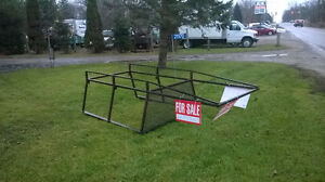 SOLID STEEL RACK FOR PICKUP TRUCK London Ontario image 1