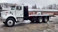 TRUCK AND EQUIPMENT FOR HIRE 519-374-9424