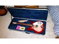 Rickenbacker 330 Guitar 6 string in Fireglo