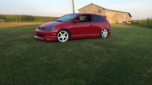 2003 Honda Civic Sir ep3