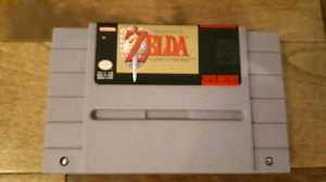 Zelda - A link to the past - Snes / Super Nintendo