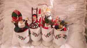 Vintage an antique christmas decorations and ordaments Windsor Region Ontario image 7