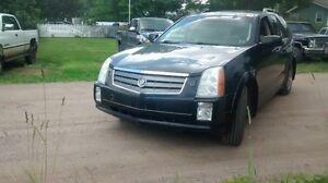 2004 Cadillac SRX SUV, Crossover V8