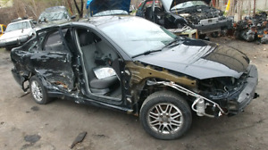 PARTING OUT:2007 Ford Focus zx4 (black)