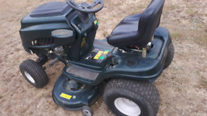 Riding mower for sale in north battleford