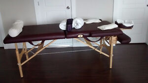 Table de massage portative professionnelle Nomade Saint-Hyacinthe Québec image 1