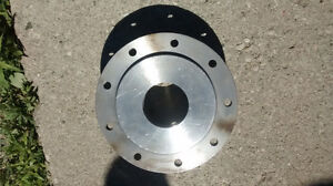 TRACTOR PULLING AXLE HUBS WELD ON STYLE