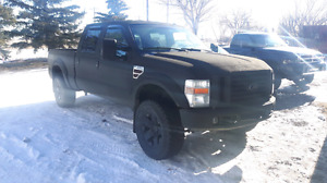 2008 F 350 6.4 twin turbo diesel