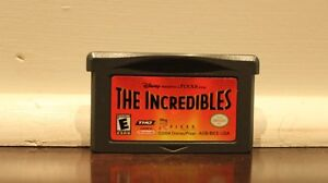 The Incredibles (2004, Game Boy Advance) West Island Greater Montréal image 1